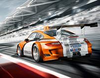 Porsche Racing 2013   CGI
