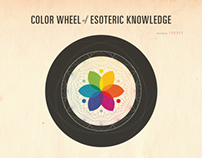 Color Wheel of Esoteric Knowledge