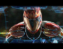 Heads-Up Display | Stereoscopic (Anaglyph )