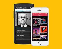 Artsy Android App