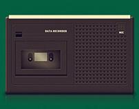 Retro Data Recorder