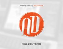 Design Reel 2013
