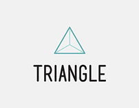 """Lighter """"Triangle"""" - Product Design"""