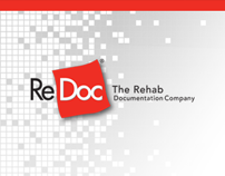 Rehab Documentation Website Redesign
