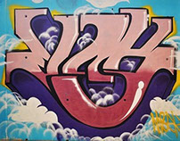 Graffiti For Misk