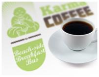 Karma Coffee Branding