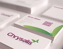 Chrysalis Brand Identity