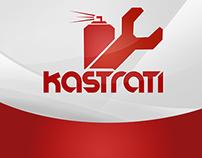 Kastrati - logo & identity branding