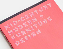 Mid-Century Modern Furniture Infographic