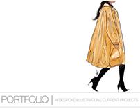 PORTFOLIO   SS14 & FW13 DESIGN & ILLUSTRATION