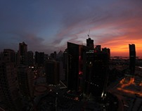 Photography - Dubai Sunset