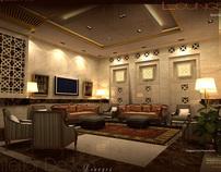 MOUBARAK HOTEL INTERIOR DESIGN - MAKKAH - SAUDI ARABIA