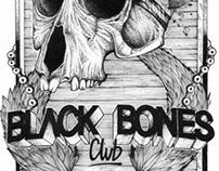 My Black bones club-Blug w/ Bestreet and Converse