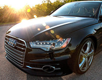 Audi S6 Review Photos