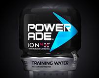 Powerade Training Water