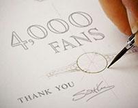Scott Kay Facebook Fan Appreciation