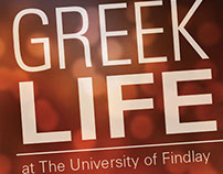 Greek Life at The University of Findlay