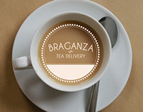 Braganza Tea (Final Major Project), Branding