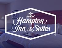 Hampton Inn & Suites Website