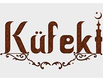Küfeki Taşı Logo Çalışması