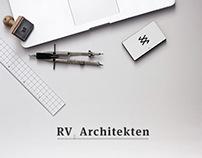 Visual Identity – RV Architekten