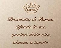 Prosciutto di Parma • Qualità della vita