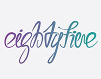 Logo Design for Eightyfive