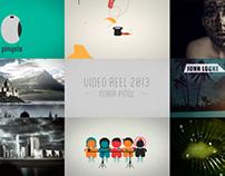 Video Reel 2013