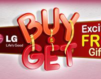 LG Promo Typography