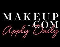 Makeup.com Redesign