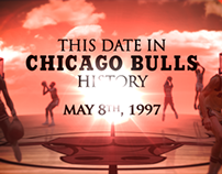 Chicago Bulls: This Date in Bulls History