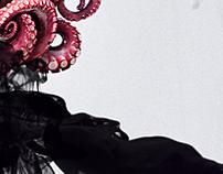 { octopus ink }