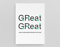 GReat Ways