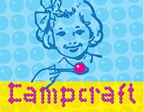 Campcraft - OpenType font.