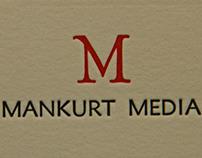 Mankurt Media Logo Animation