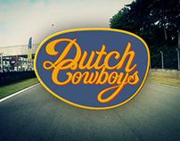 Dutchcowboys day on a track