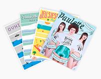 BD du mois, Paulette magazine