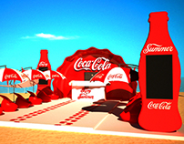 Coca-Cola Summer.