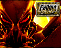 FALLOUT TACTICS : BROTHERHOOD OF STEEL.