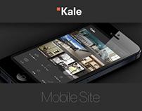 Kale - Mobil Site