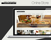 Koleksiyon - Shopping Web Site