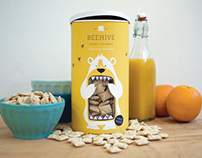 Beehive Honey Squares