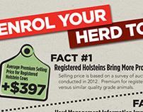 Holstein Canada   Herd Enrolment Advertisement