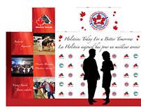 Holstein Canada   Tradeshow Booth Design