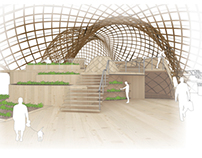 Conservatory for Community Matters - M.Arch Thesis