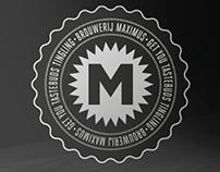 Maximus Brouwerij beer portfolio booklet