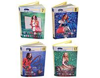 Nancy Drew Book Covers