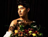 Caravaggio Boy