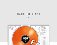 Kontor - Back to Vinyl the Office Turntable