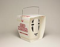 Ghibli Cup Noodles